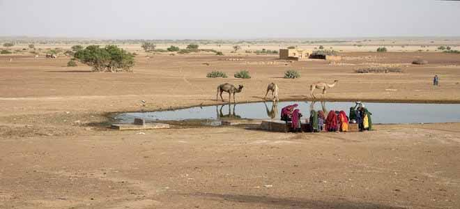 مٹھی:تھر میں آلودہ پانی پینے سے درجنوں بچے معذور