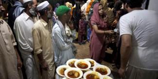 پاکستان کی 58فیصد آبادی غذائی کمی سے دو چار،بچے اور خواتین زیادہ متا ثر