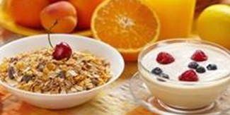 بھرپور ناشتہ، صبح اور دن کا اچھا آغاز