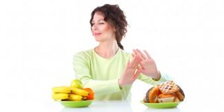 وزن بڑھانے والی غذاؤں سے اجتناب کریں