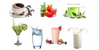 وزن کم کرنے میں موثر 7مشروبات