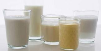 دودھ کی مختلف اقسام اور ان کے فوائد