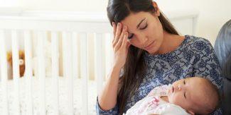 ماں بننے کے بعد ڈپریشن ،علاج ضروری ہے