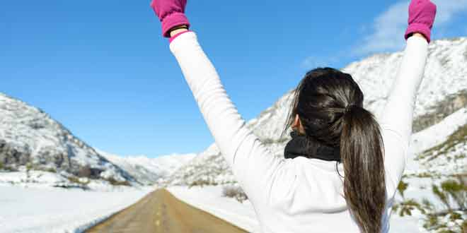 10 exercises to stay active in winters