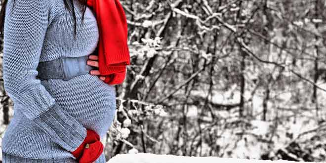 10 superfoods for winter pregnancy