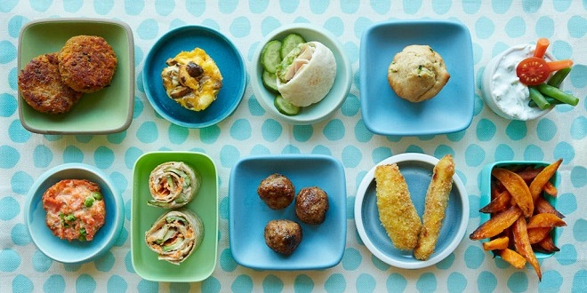14 finger foods for toddlers