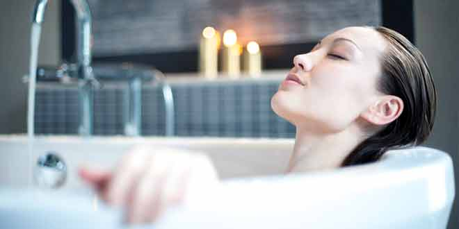5 things you should do after taking a bath