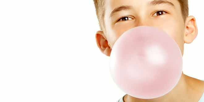 chewing gum: good or bad for health?