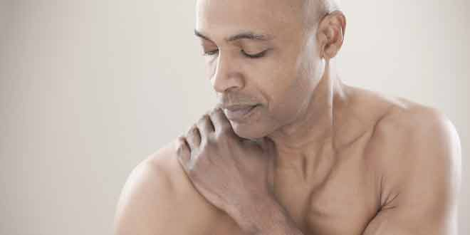 symptoms of cancer in men and precautions