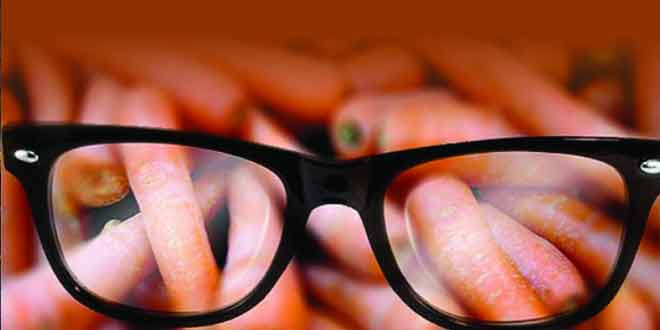 Remedy to imrove your eyesight