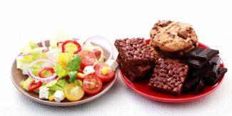 وزن کم کرنے کا بنیادی اصول: درست غذا کا انتخاب!
