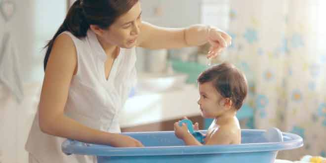 tips to keep infants clean and healthy