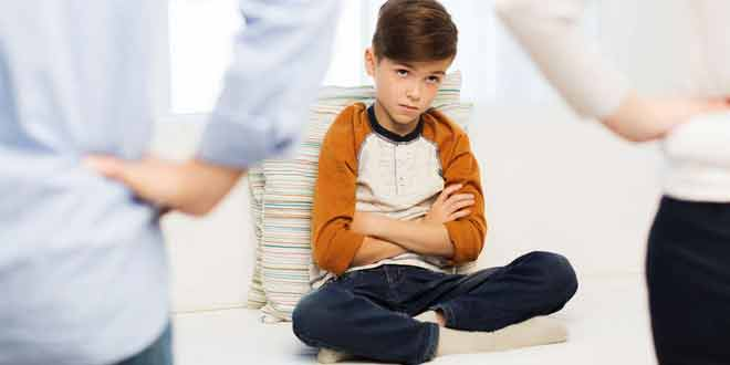 behavior problems because of strictness