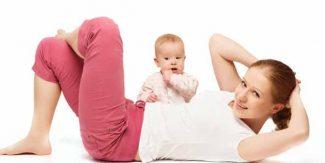 مصروف ماؤں کے لئے آسان ورک آؤٹ