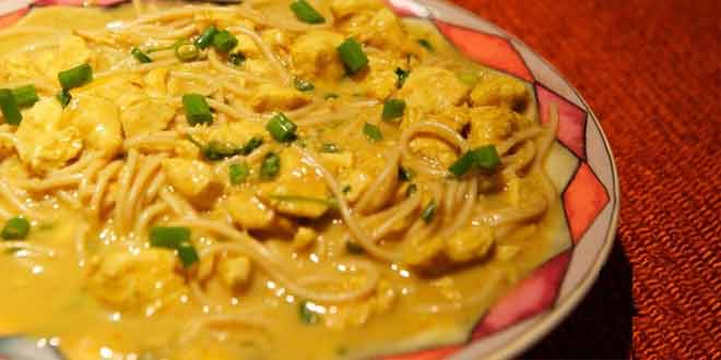 mazedar khawsa recipe