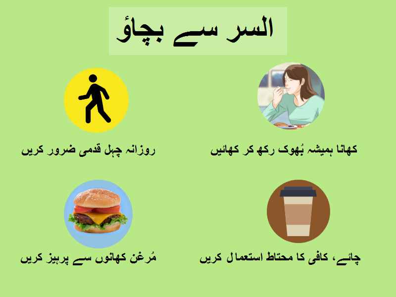 Ulcer symptoms and cure image