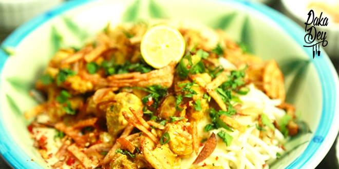 Chicken Khowsuey