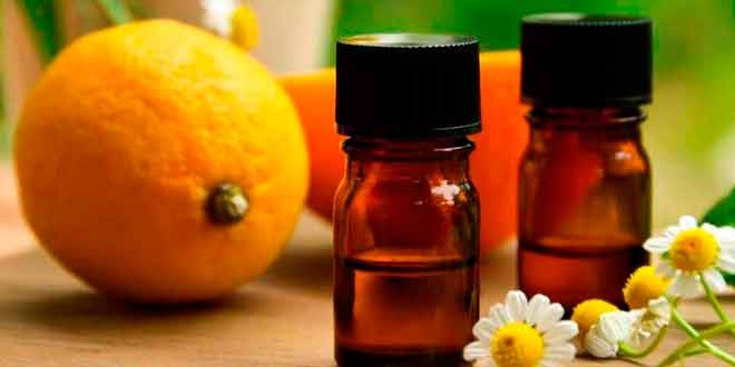 Extract Oil From the Skin of lemon and orange