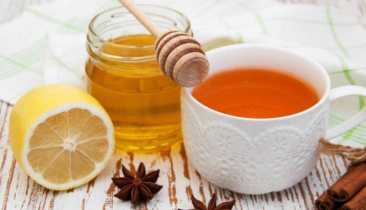 Honey tea - prepare for winters