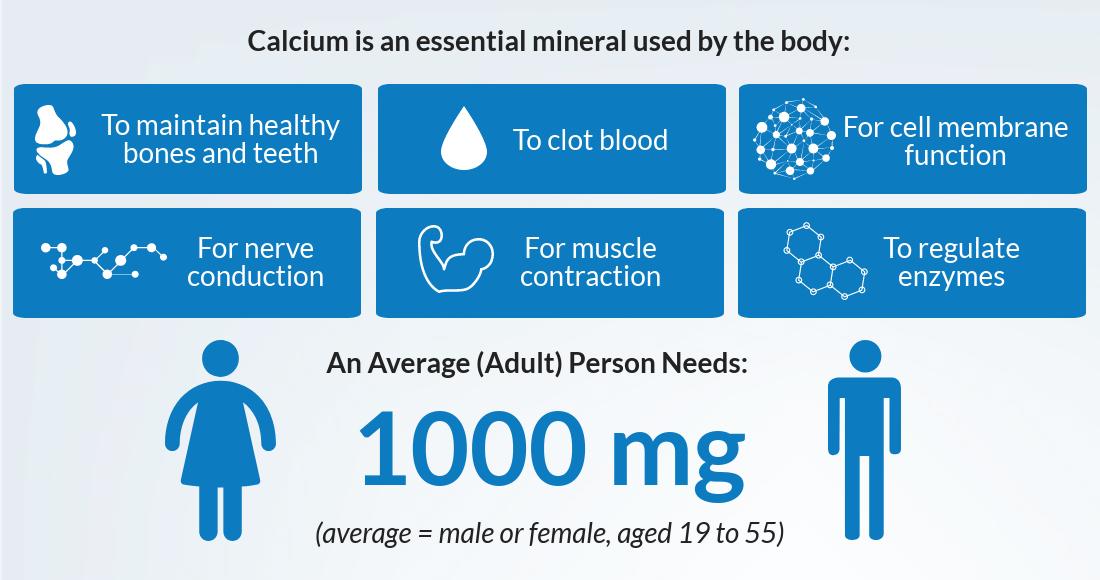 8 Calcium Rich Foods for Optimum Bone Health1