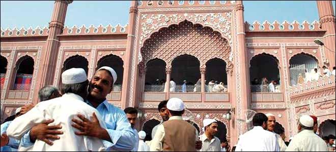 Eid ul Azha observed in Pakistan