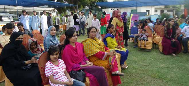Markaze Umeed Eid Activity to help special kids celebrate Eid