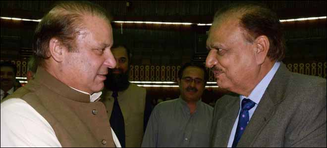 President and PM wish the nation a joyous Eid