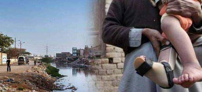 A New Case Of Polio Reported In Gaddap Town, Karachi