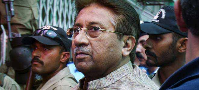 Musharraf To Get An Angiography As Soon As Possible