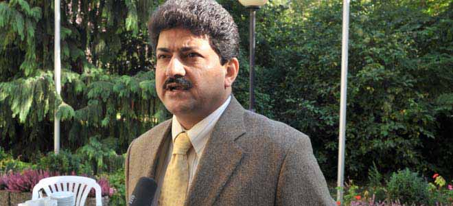 TV Anchor Hamid Mir In Recovery After Successful Surgery