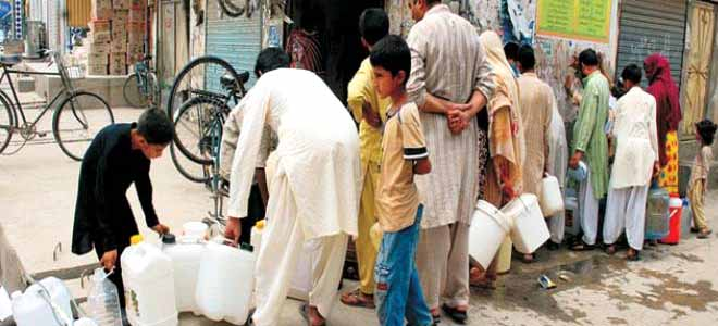 karachi-faced-with-serious-water-shortage-problem