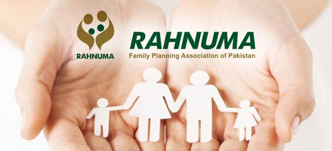 Rahnuma Discusses Family Planning Issues at Recent Meeting