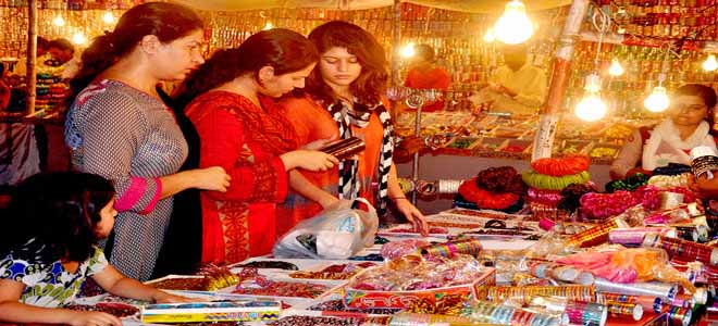 High Prices Put A Damper On Eid Shopping