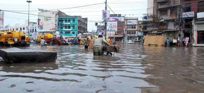 Flood Emergency Declared By Municipality