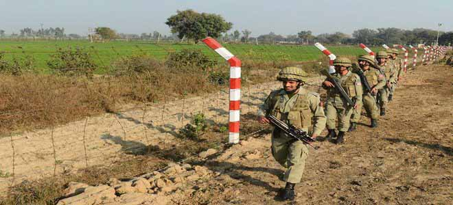 Indian Army Violates Working Boundary Ceasefire Once Again