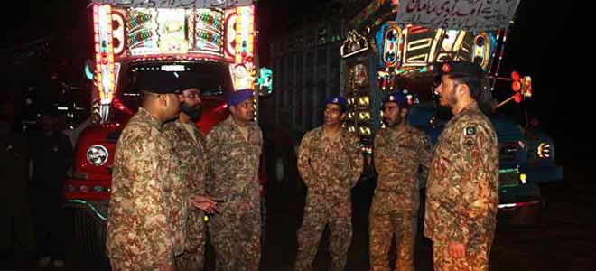 Badin: Pakistan Army Continues Its Relief Activities
