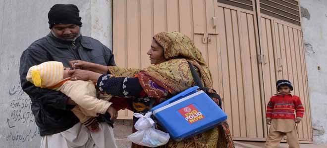 PAKISTAN-UNREST-HEALTH-POLIO