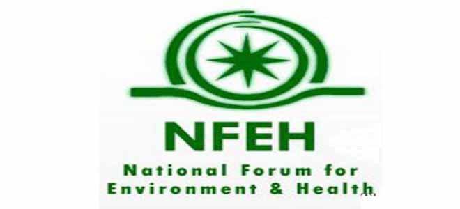 Karachi: National Forum for Environment and Health Organizes Seminar