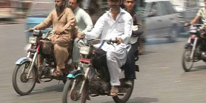 Karachi: Pillion Riding Banned, Security Concerns of Polio Eradication Campaign