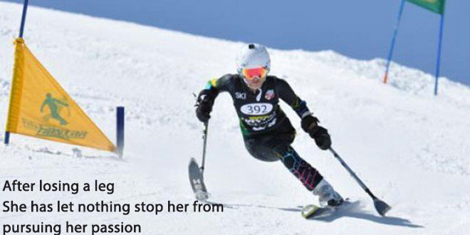 Against All Odds: Pakistan's Skiing Prodigy