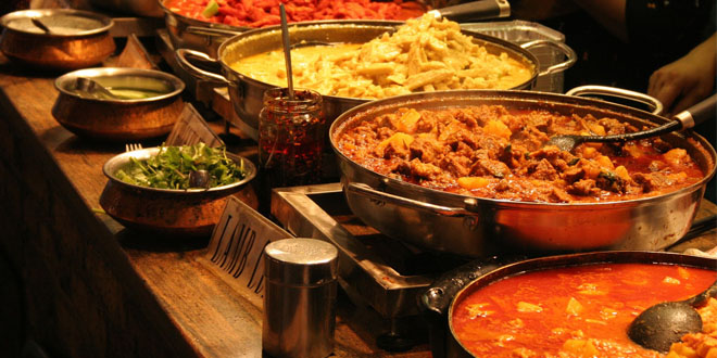 Scrumptious pakistan most sought after pakistani foods htv - Annapurna indian cuisine ...