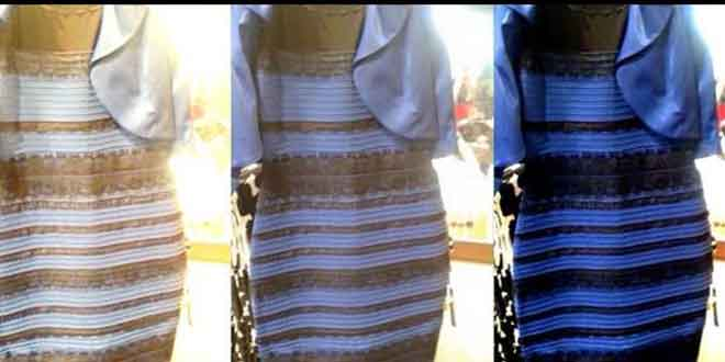 The Dress Debate What Color Do You See Htv