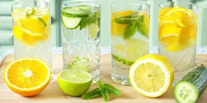 4 Drinks for Summer Skin Care