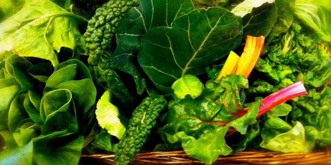 green vegitables