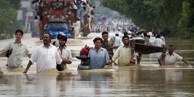 Multiple disease epidemics found in flood-hit areas