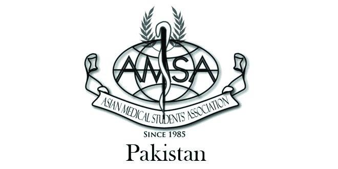 Pakistan wins the AMSA Best Chapter Award - HTV