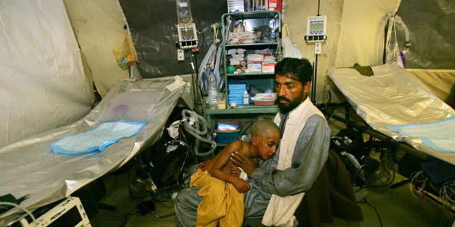 Are only the elite allowed better healthcare in Pakistan? - HTV