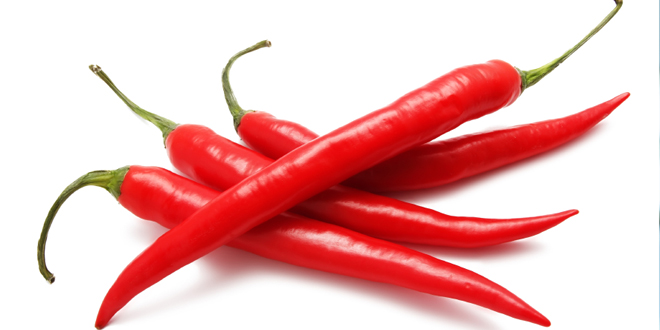 Chili spice can help you lose fat effectively