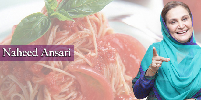 Eating Healthy This Eidul Azha With Naheed Ansari Htv