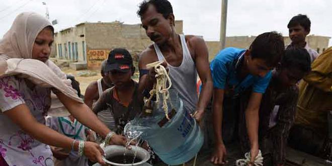 Karachi water mafia
